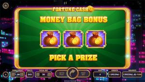 Money Bag Bonus