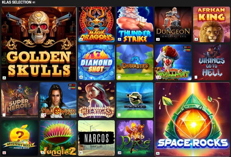 Netgame-Klasplatform Games