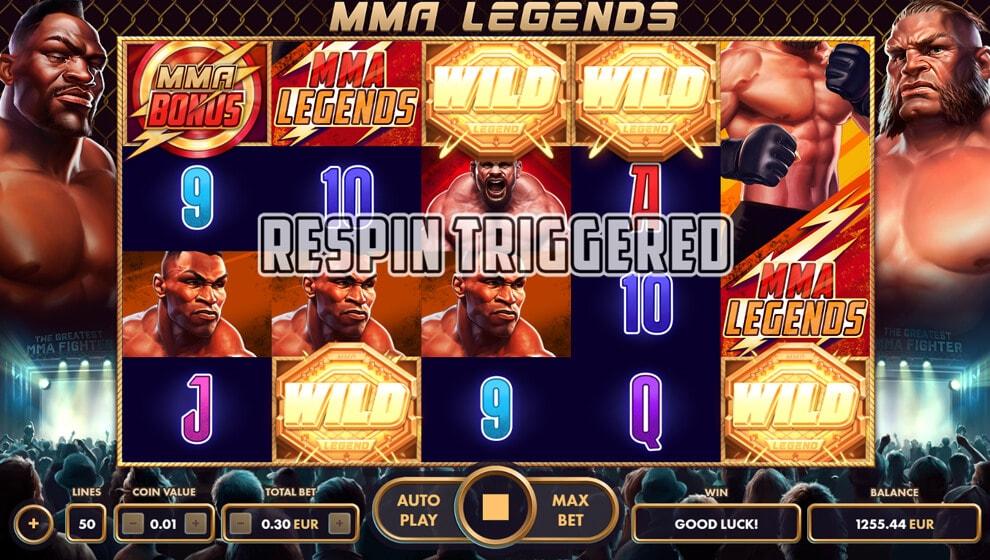 MMA Respin