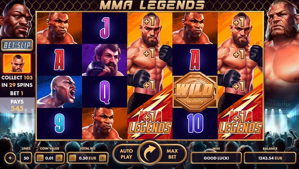 MMA Totalizer