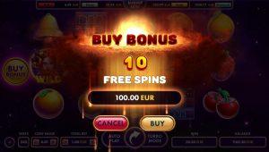 Buy Bonus