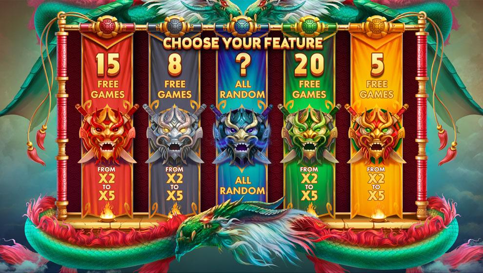 Choose Bonus